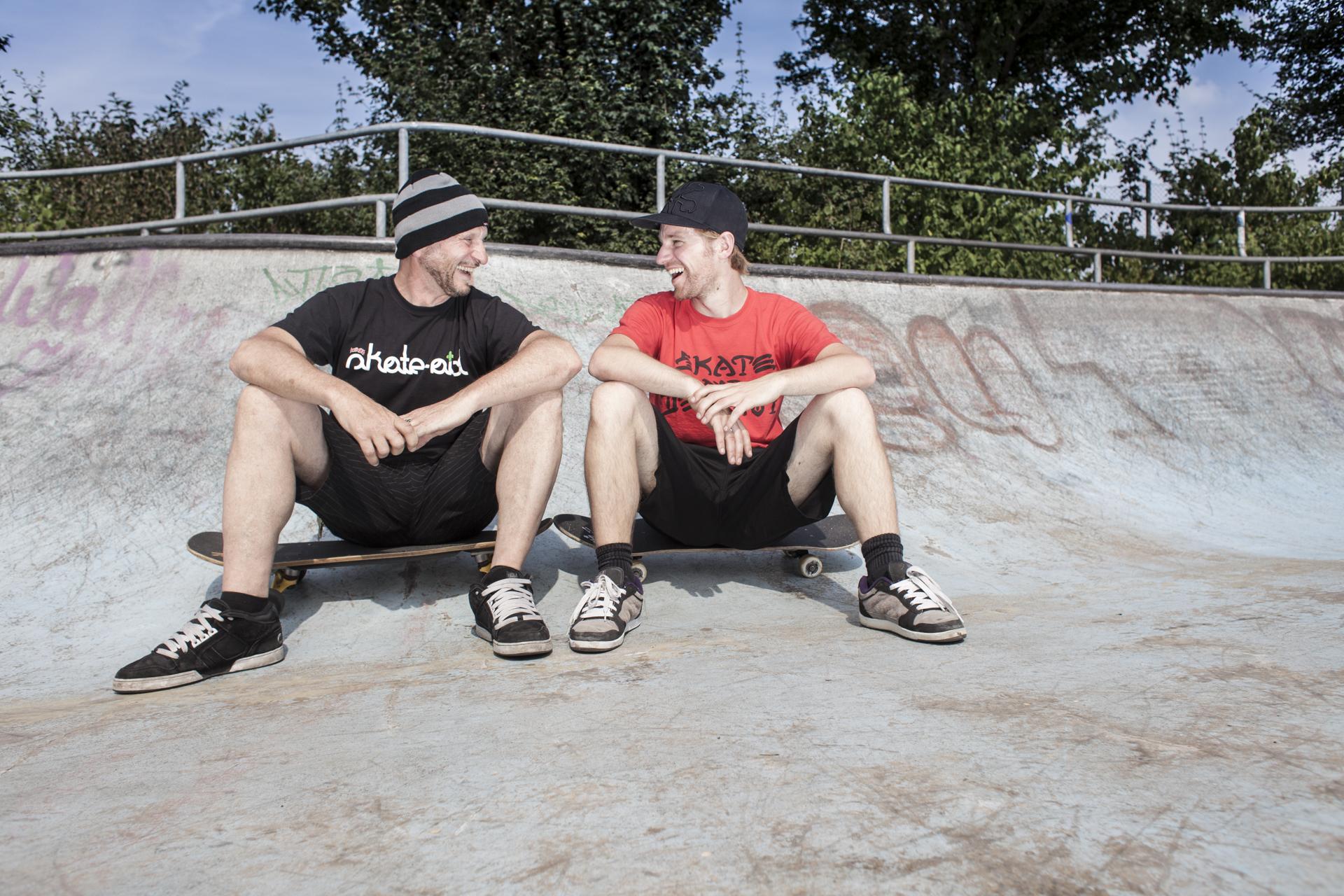 DEU, Muenster, 28.06.2010, Sohn Julius und Titus Dittman