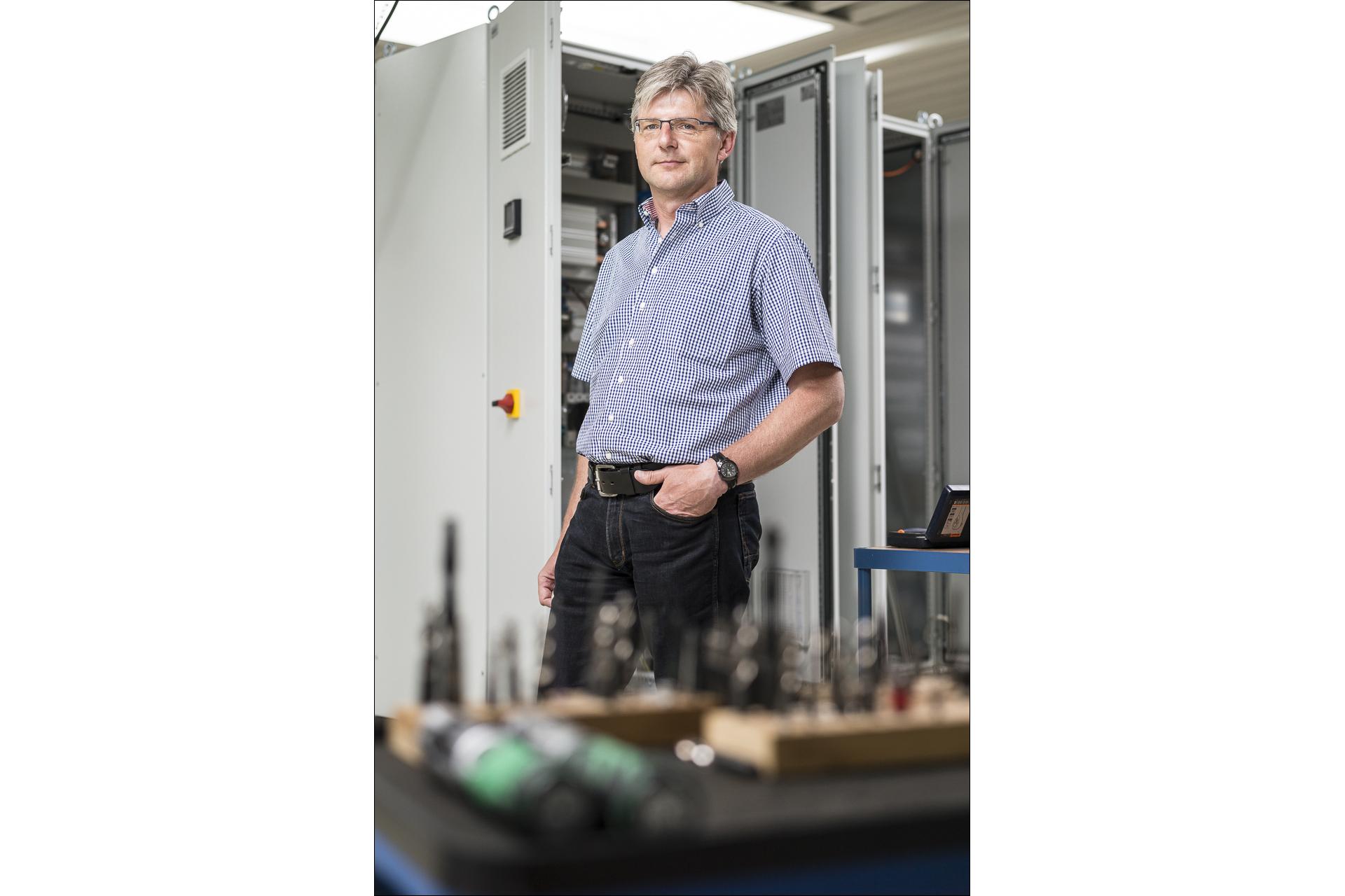 DEU, 09366 Niederdorf, HEROS Anlagenautomatisierung, Thomas Leis, GF