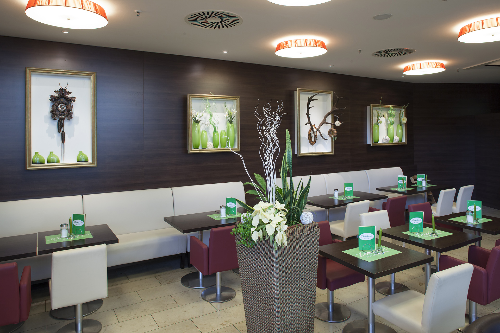 20.11.09, Cafè Dreher, City Center, 77694 Kehl, Aichinger