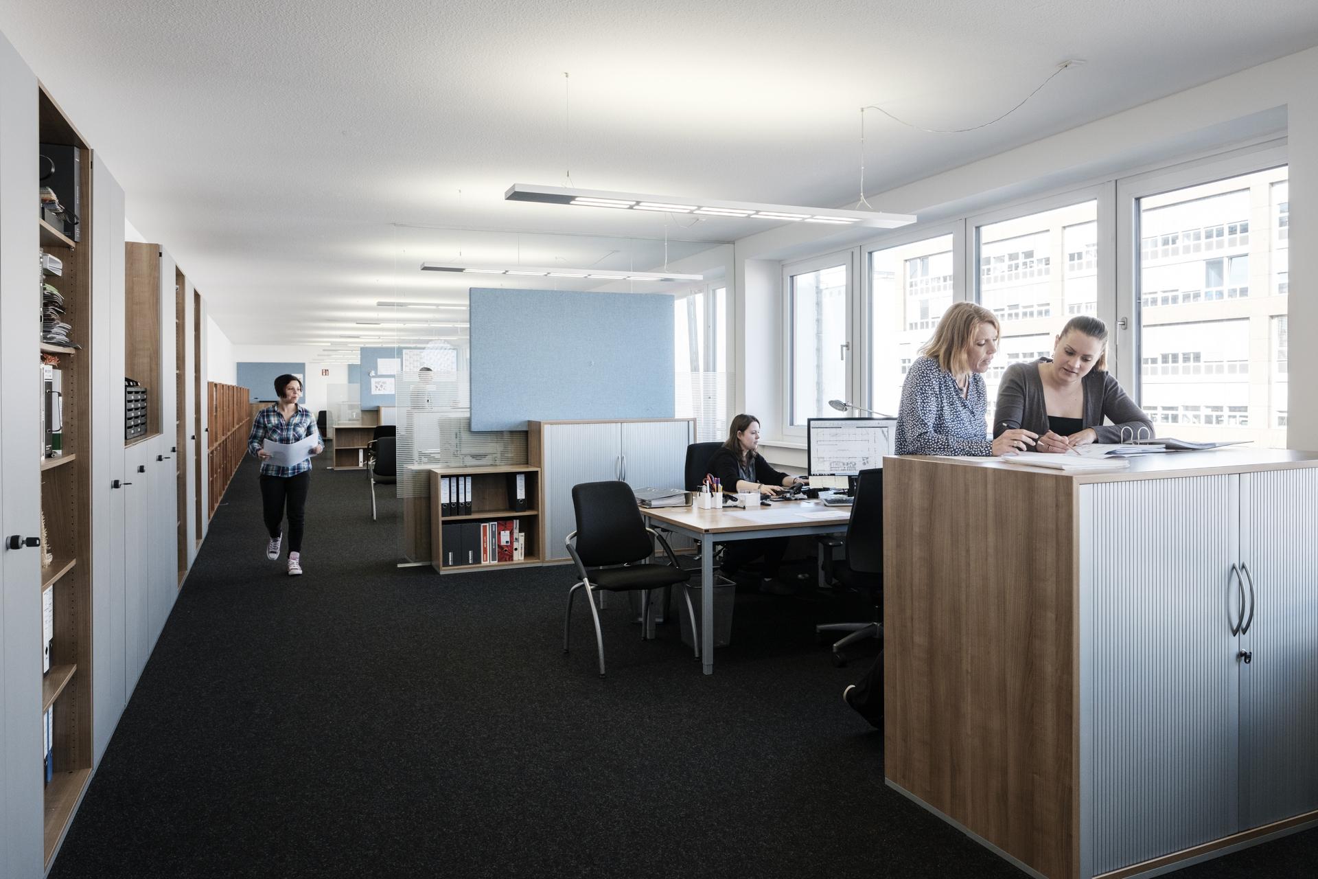 DEU, Koeln, 28.03.2017, Raumtechnik Messebau & Event Services GmbH