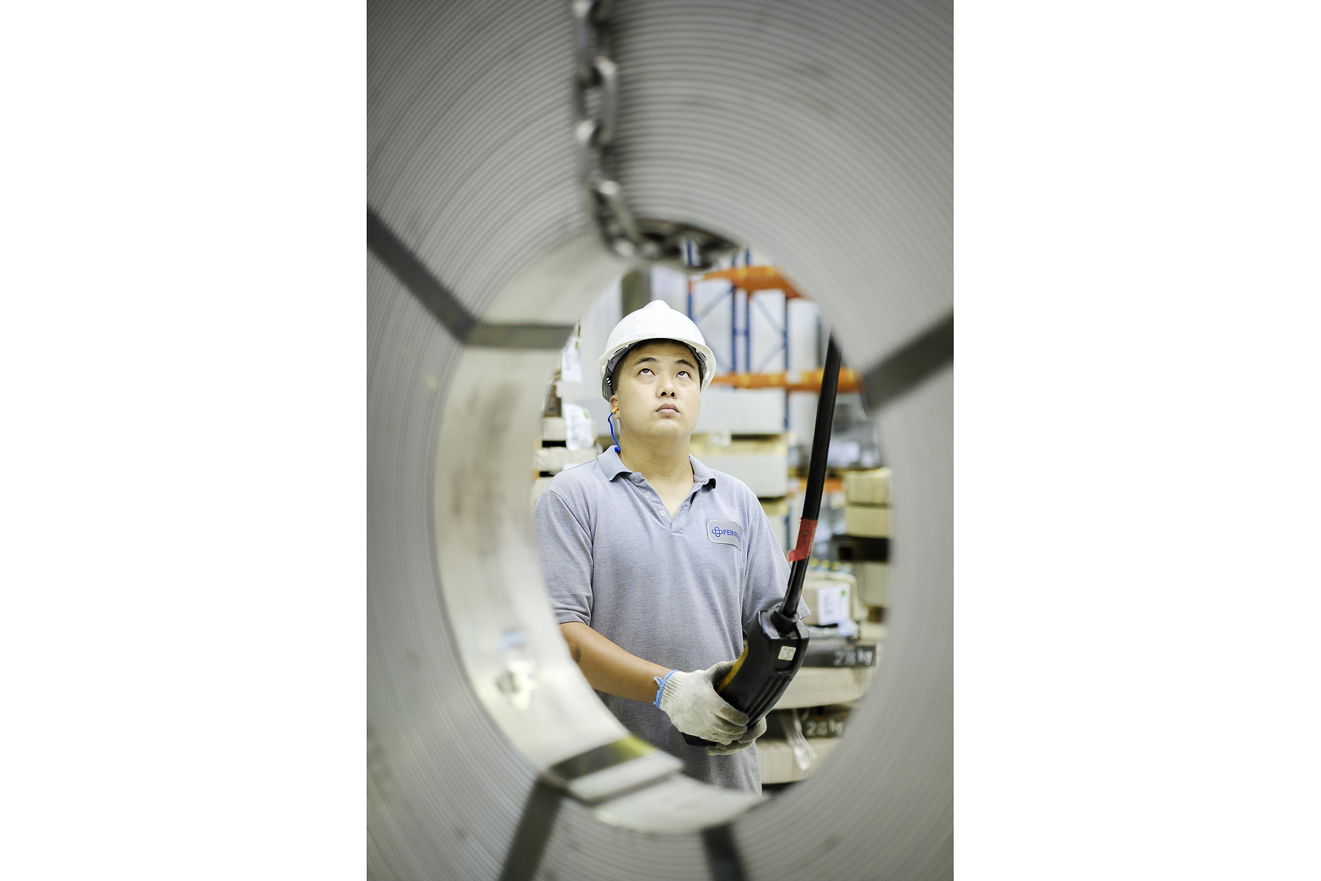 FEINTOOL, Tianjin plant, @ Rudolf Wichert